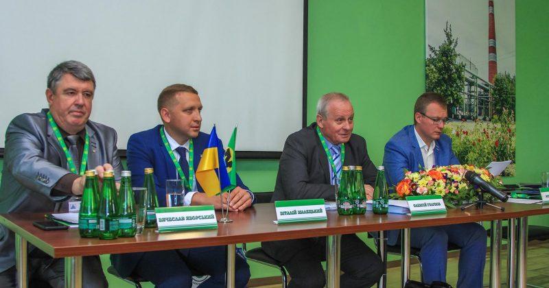 Загальні збори членів Союзу хіміків України